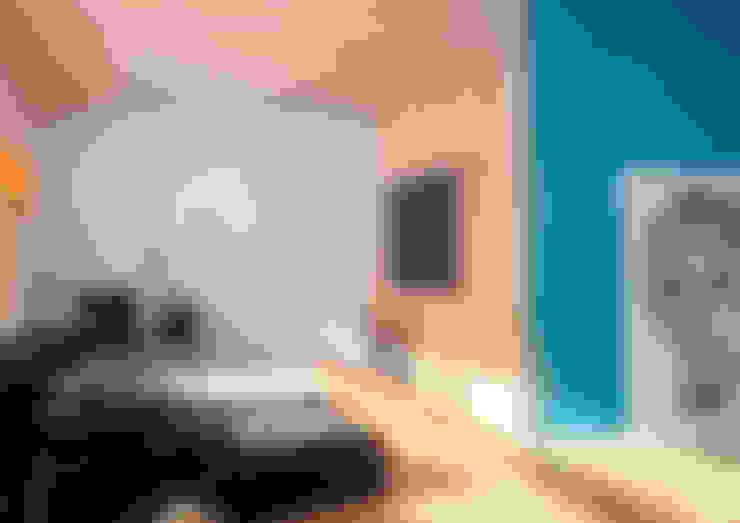 Minimal Apartment BR: Гостиная в . Автор – Мастерская Grynevich Dmitriy