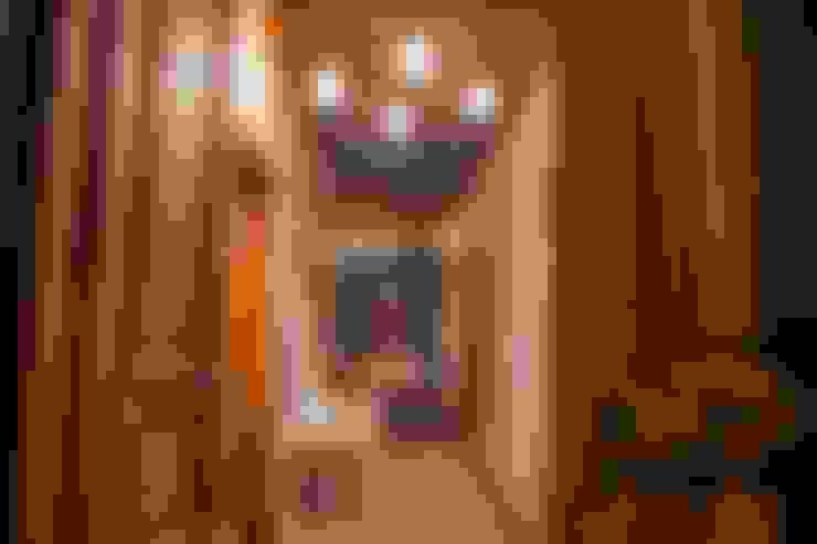 BOYTORUN ARCHITECTS – BARTIN KAF KONAK - GİRİŞ HOLÜ:  tarz Oteller