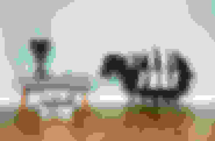 Living room by Stange Design