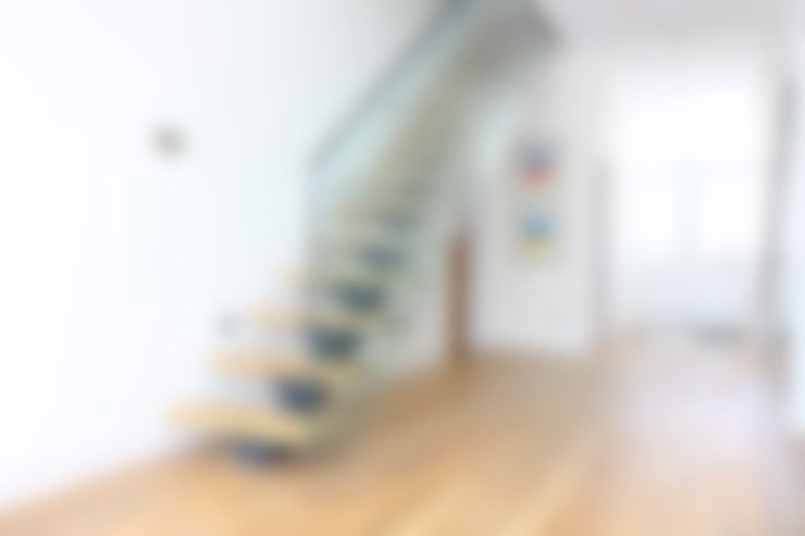 Corridor, hallway & stairs تنفيذ PAD ARCHITECTS
