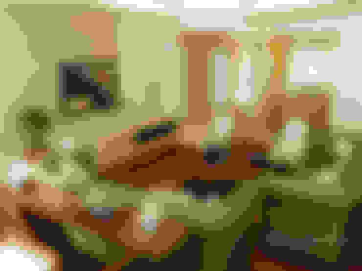 TEKNİK SANAT MİMARLIK LTD. ŞTİ. – K. YILMAZ EVİ:  tarz Oturma Odası