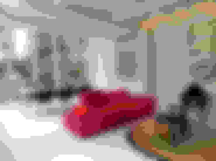 Living room by reitsema & partners architecten bna