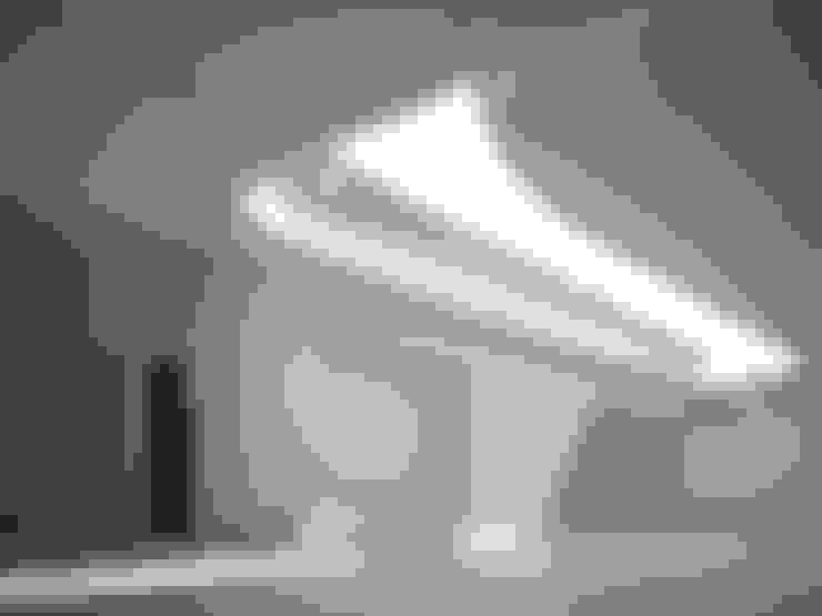 White Wave @ Casa W: Design Tomorrow INC.의  거실