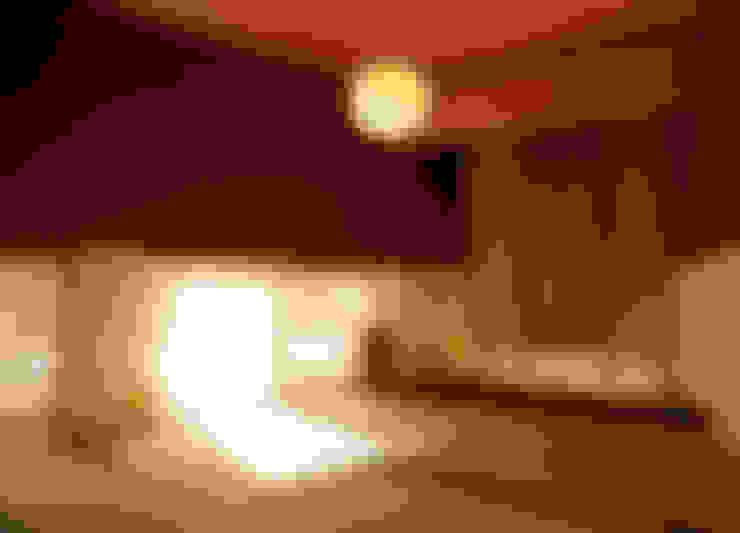 Спальни в . Автор – Atelier Boronski