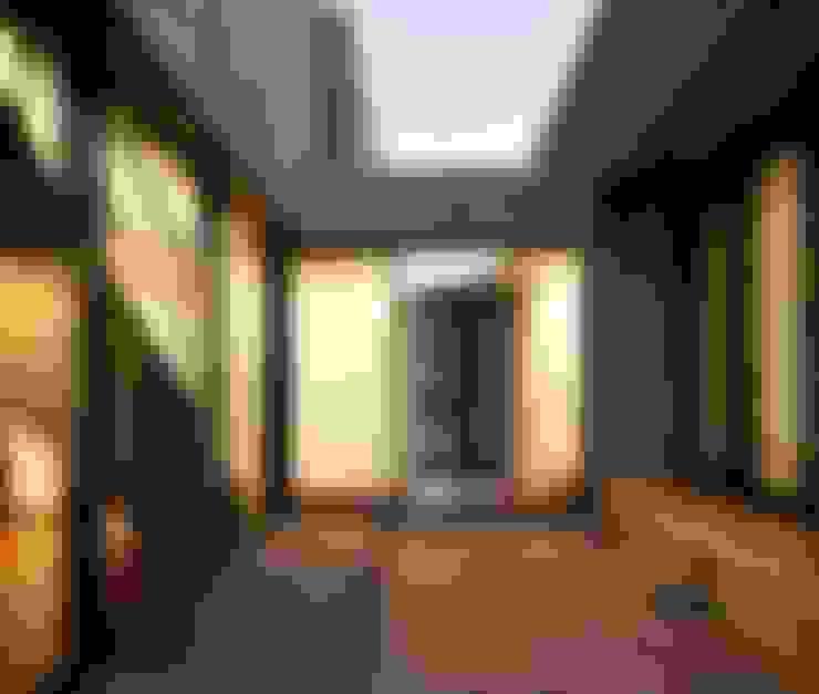 Terraços  por ADF Architects