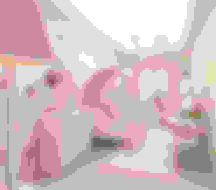 Meral Akçay Konsept ve Mimarlık – Feng Shui Uygulama:  tarz Çocuk Odası