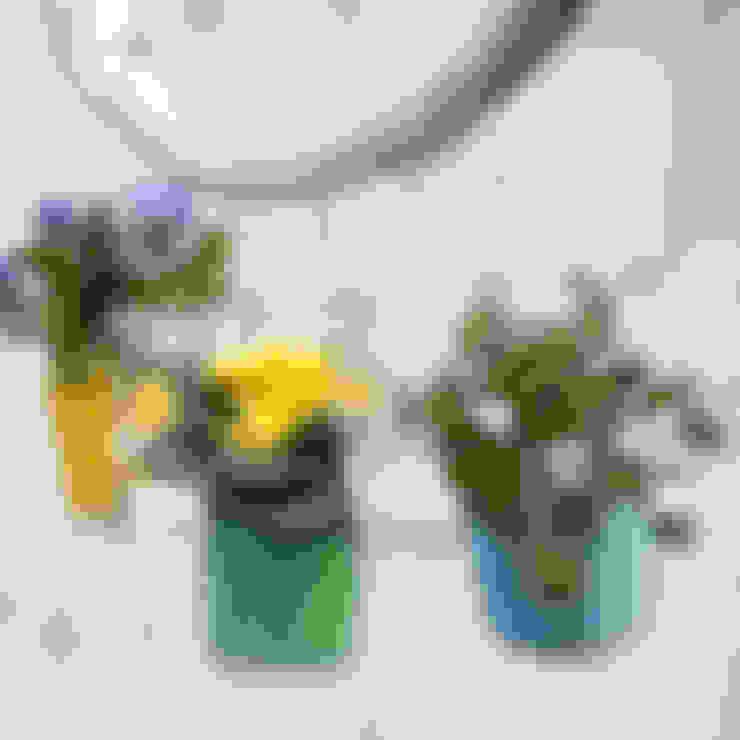 بلكونات وشرفات تنفيذ Pflanzenfreude.de
