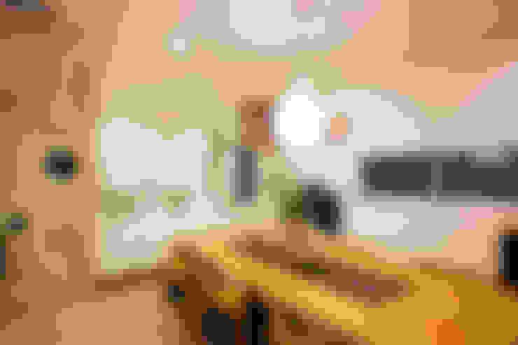 غرفة السفرة تنفيذ H建築スタジオ