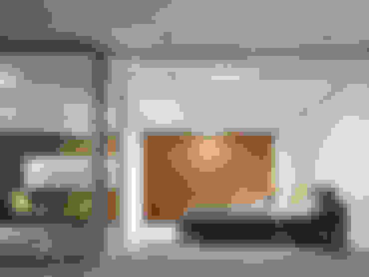 Camera da letto in stile  di WERNER SOBEK