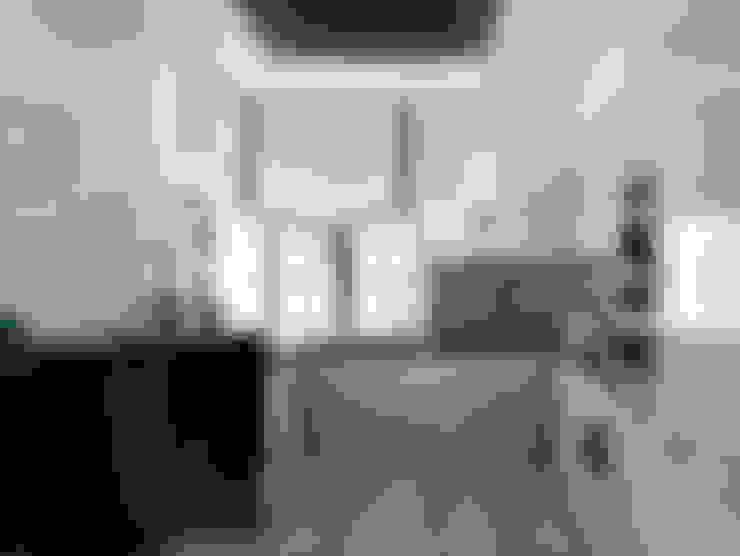 Проект загородного дома г.Екатеринбург: Кухни в . Автор – Частный дизайнер и декоратор Девятайкина Софья