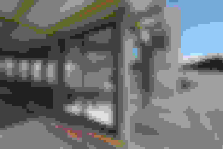 Terrasse de style  par Kodde Architecten bna