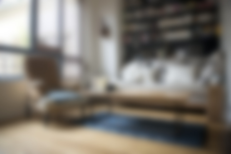 Livings de estilo  por Atelier Grey