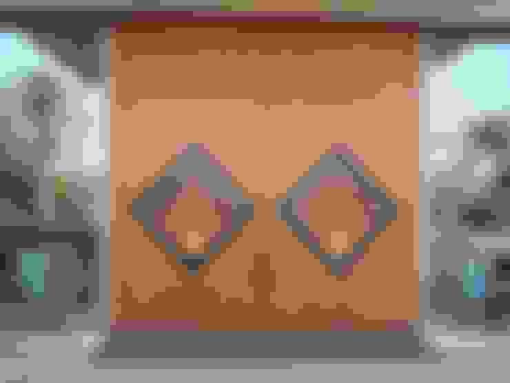 Puertas de madera de estilo  por FPL srl