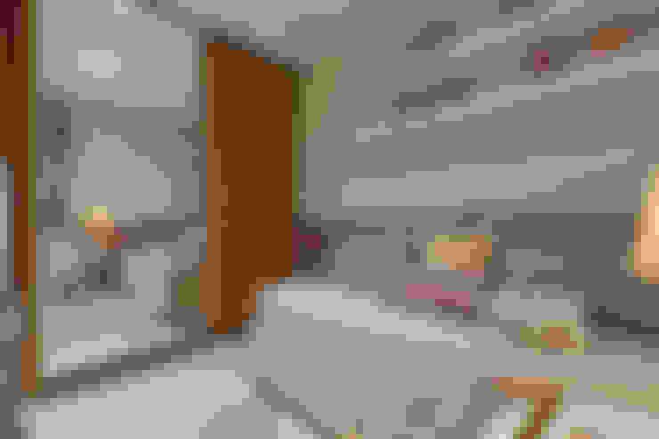 IE Arquitetura + Interiores:  tarz Çocuk Odası