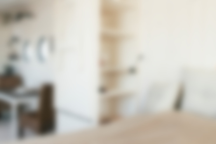 Slaapkamer door Wohnwagon