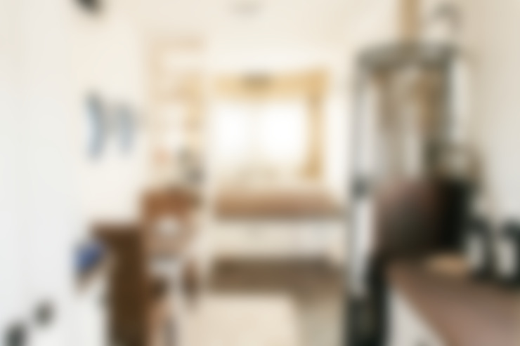 Eetkamer door Wohnwagon