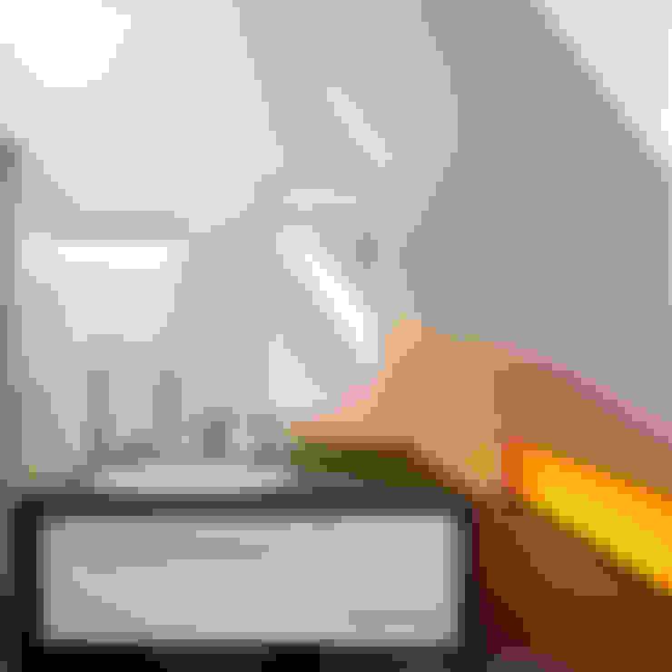Ванные комнаты в . Автор – Löffler Weber | Architekten
