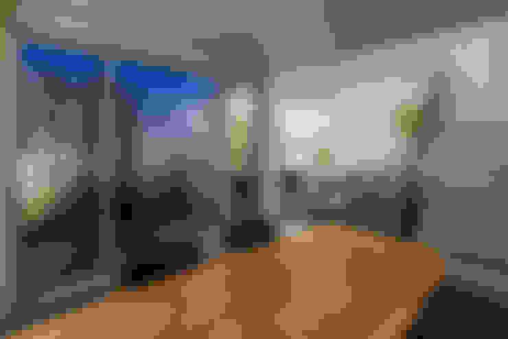 ห้องทานข้าว by 株式会社細川建築デザイン