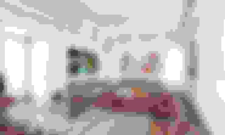 Living room تنفيذ CADOT