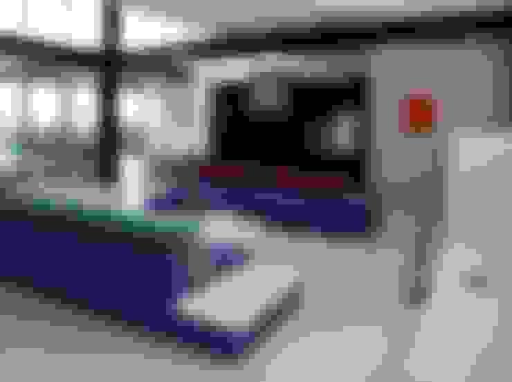 ห้องนั่งเล่น by Unlimited Design