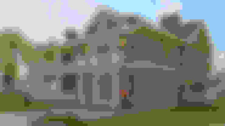 Дом в Пестово: Дома в . Автор – Вадим Бычков