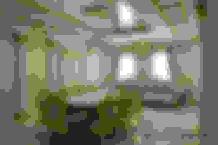 Столовая в стиле Барокко: Столовые комнаты в . Автор – Цунёв_Дизайн. Студия интерьерных решений.