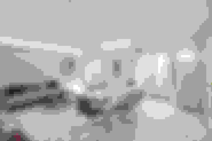 Salas / recibidores de estilo  por bdastudio