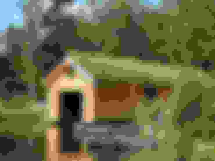 Дома в . Автор – Organic Roofs