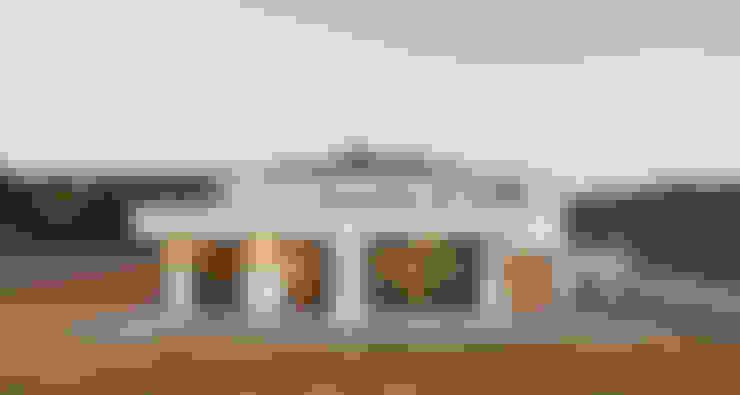Nhà by 유오에스건축사사무소(주)