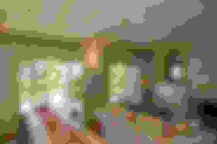 غرفة المعيشة تنفيذ ADS Studio di Architettura