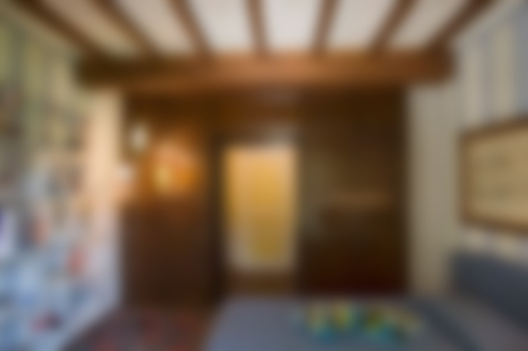 غرفة نوم تنفيذ ADS Studio di Architettura