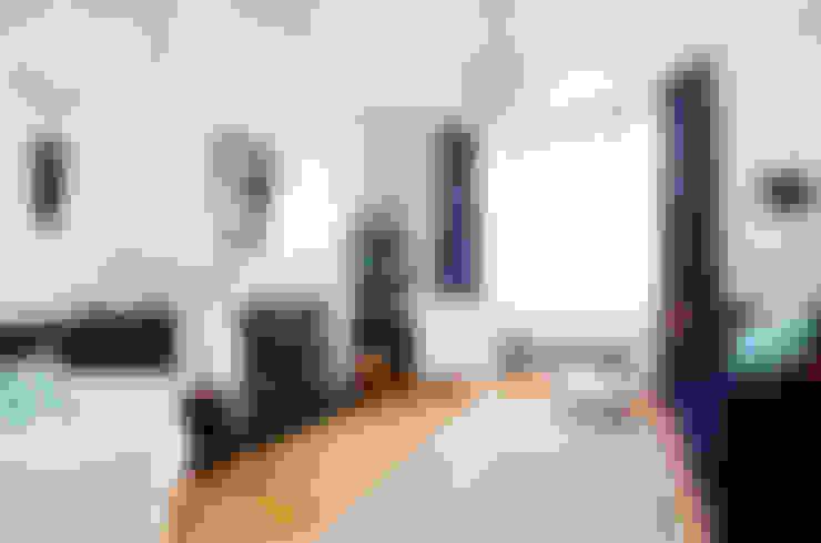 غرفة المعيشة تنفيذ ZazuDesigns
