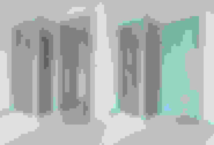 Bedroom by Estudio de Arquitectura Sra.Farnsworth