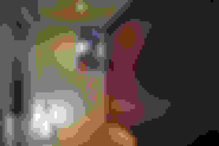 アーキシップス古前建築設計事務所의  복도 & 현관