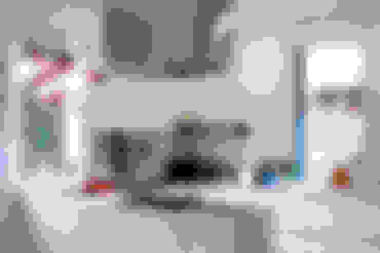 Cocinas de estilo  de tomaso boccato architetto