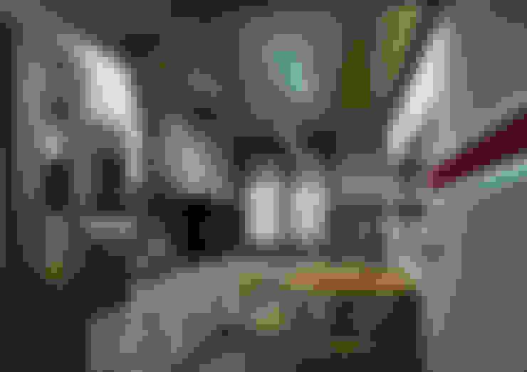 BA DESIGN – KITCHEN:  tarz Mutfak