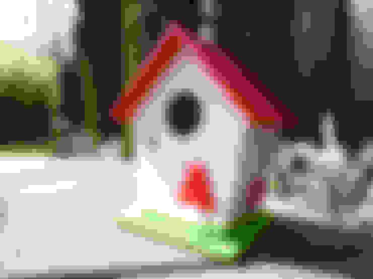 Die kleine Holzhütte:  tarz Oturma Odası