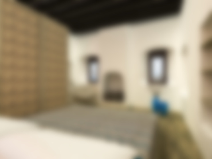 Atelye 70 Planners & Architects – Restorated House 2 Bedroom:  tarz Yatak Odası