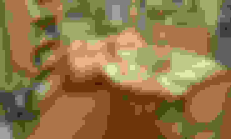 غرفة السفرة تنفيذ Tina Bucknall