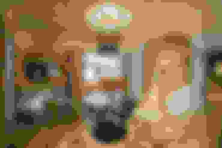 Corridor, hallway by BABA MİMARLIK MÜHENDİSLİK