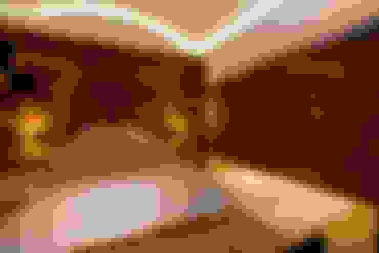 غرفة نوم تنفيذ BABA MİMARLIK MÜHENDİSLİK