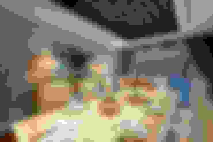 غرفة السفرة تنفيذ BABA MİMARLIK MÜHENDİSLİK