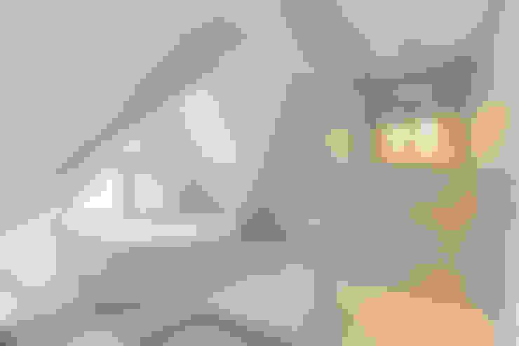 Ванная комната в . Автор – 28 Grad Architektur GmbH