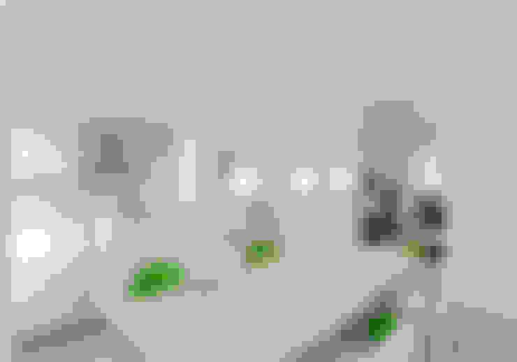 Sala de jantar  por 28 Grad Architektur GmbH