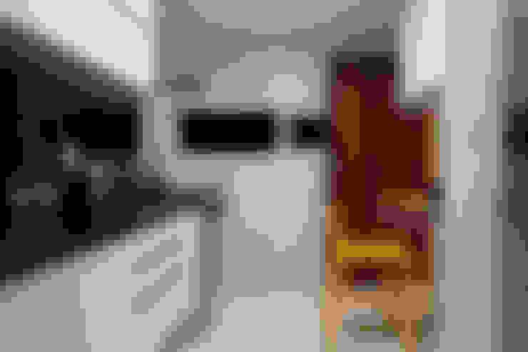 Casa Carqueija: Cozinhas  por dantasbento | Arquitetura + Design