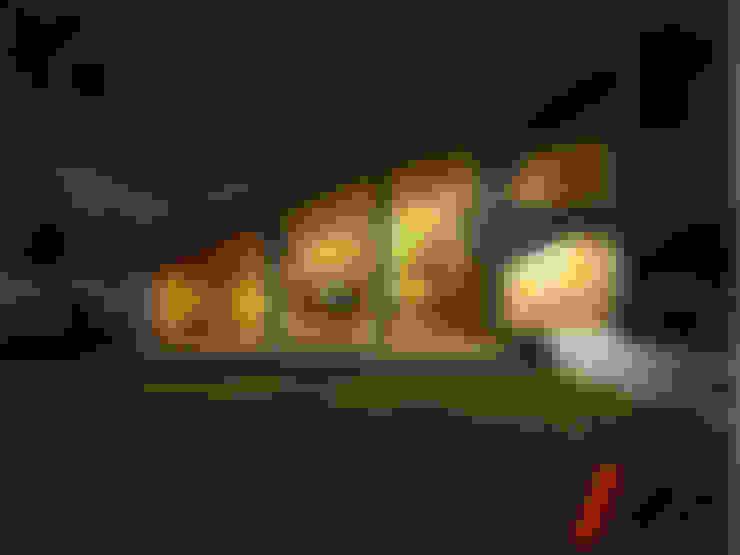 Casas de estilo  por NM Mimarlık Danışmanlık İnşaat Turizm San. ve Dış Tic. Ltd. Şti.