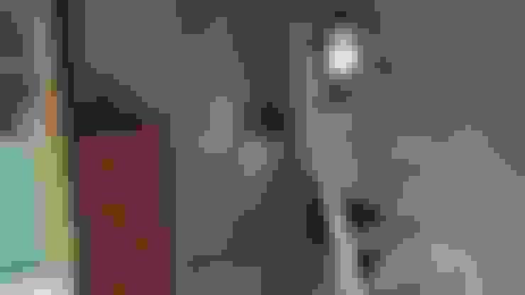 Salas / recibidores de estilo  por Alter Ec'Home&
