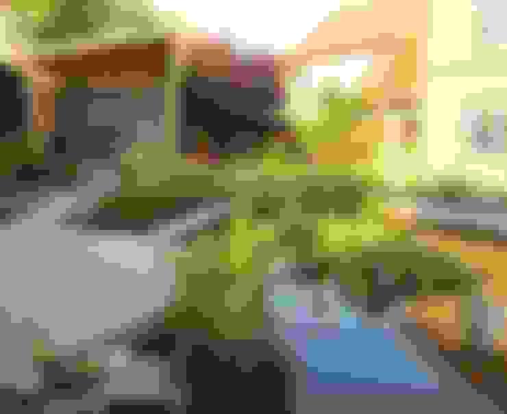 حديقة تنفيذ Katherine Roper Landscape & Garden Design