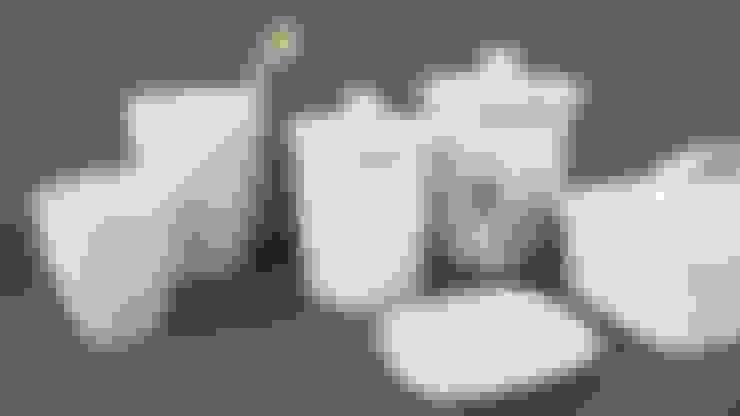 Bathroom by FRIJA-Keramik