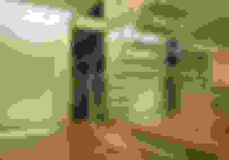 Phòng khách by SOCIUS一級建築士事務所